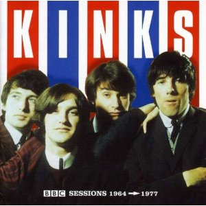 I like The Kinks. They really get me.