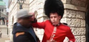 The Violent Beefeater Act 2016